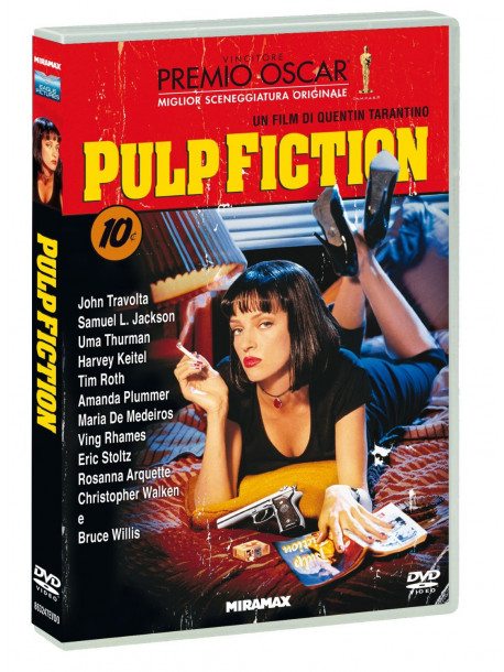 Pulp Fiction (Ltd) (3 Dvd+Ricettario)