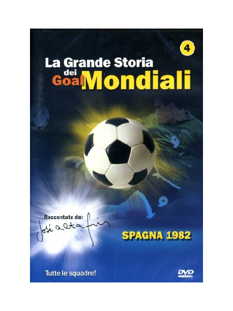 Grande Storia Dei Goal Mondiali (La) 04 (1982)