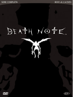 Death Note - The Complete Series Box 01 (Eps 01-19) (4 Dvd)