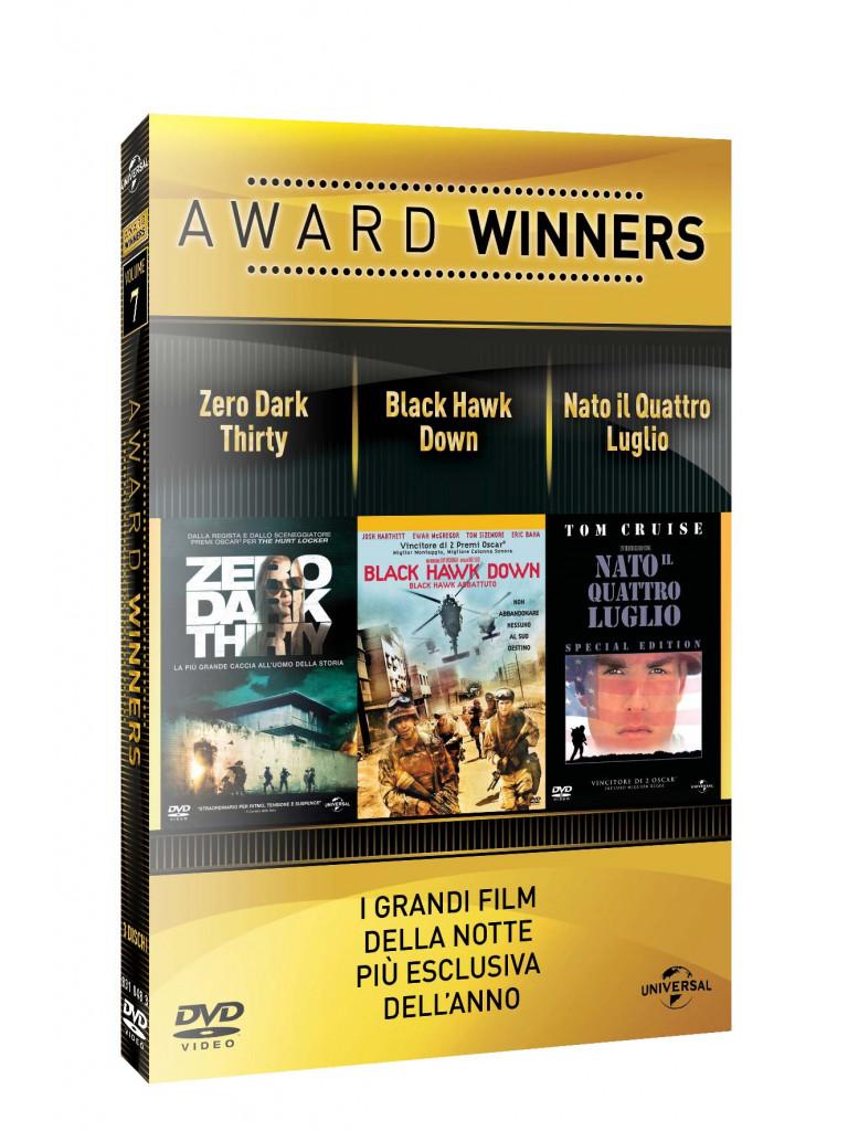Zero Dark Thirty / Black Hawk Dawn / Nato Il 4 Luglio - Oscar Collection (3  Dvd) - DVD.it