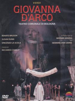Verdi - Giovanna D'Arco - Chailly/Herzog/Bruson/Bologna