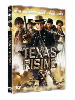 Texas Rising - Stagione 01 (3 Dvd)