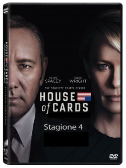 House Of Cards - Stagione 04 (4 Dvd)