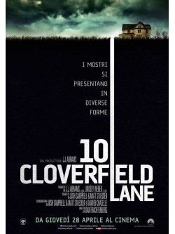 10 Cloverfield Lane (Ex-Rental)