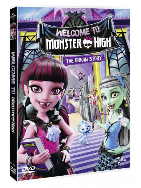 Benvenuti Alla Monster High