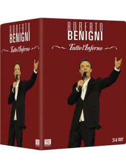 Roberto Benigni - Tutto L'Inferno (34 Dvd)