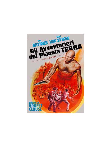 Avventurieri Del Pianeta Terra (Gli)