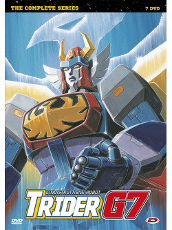 Indistruttibile Robot Trider G7 (L') - The Complete Series (Eps 01-50) (7 Dvd)