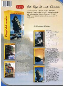 Viaggi Ed Esperienze Nel Mondo Collection - Europa & Sud-America (5 Dvd)