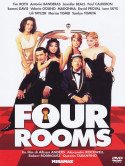 Four Rooms (Ltd) (Dvd+Ricettario)