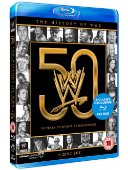Wrestling - Wwe - The History Of Wwe [Edizione: Regno Unito]