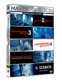 Paranormal Activity Master Collection (5 Dvd)