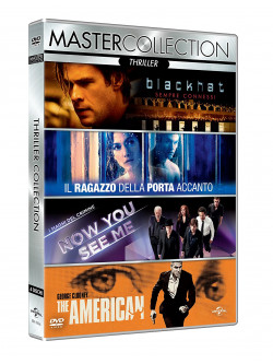 Thriller Master Collection (4 Dvd)