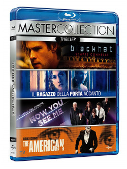 Thriller Master Collection (4 Blu-Ray)
