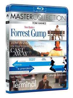Tom Hanks Master Collection (4 Blu-Ray)