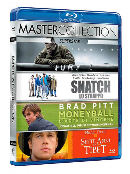 Superstar Master Collection (4 Blu-Ray)