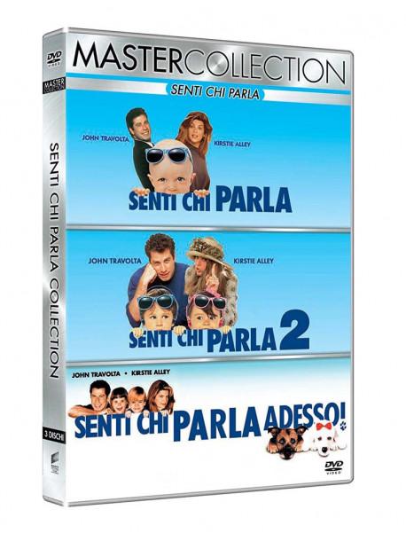 Senti Chi Parla Master Collection (3 Dvd)