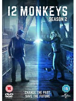 12 Monkeys   Season 2 [Edizione: Regno Unito]