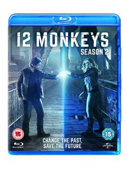 12 Monkeys: Season 2 [Edizione: Regno Unito]