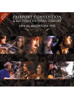 Fairport Convention - Live In Maidstone 1970 (Dvd+Cd)
