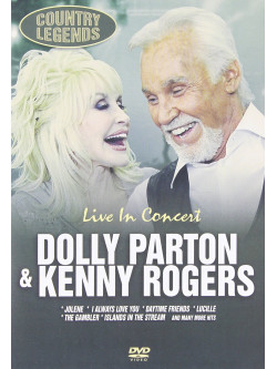 Dolly Parton & Kenny Rogers - Live In Concert