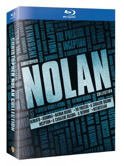 Christopher Nolan Boxset (12 Blu-Ray)