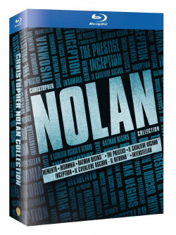 Christopher Nolan Boxset (12 Blu-Ray)