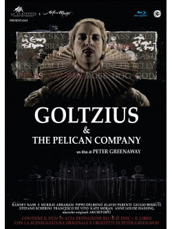 Goltzius And The Pelican Company (Blu-Ray+Libro)