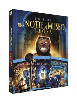 Notte Al Museo (Una) - Trilogia (3 Blu-Ray)