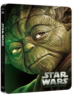 Star Wars - Episodio II - L'Attacco Dei Cloni (Ltd Steelbook)