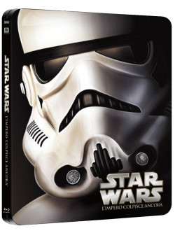 Star Wars - Episodio V - L'Impero Colpisce Ancora (Ltd Steelbook)