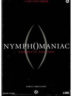 Nymphomaniac - Complete Edition (4 Dvd)