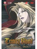 Trinity Blood - Memorial Box 01 (Eps 01-12) (3 Dvd)