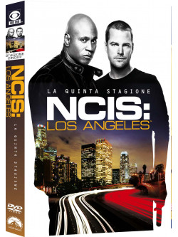 Ncis - Los Angeles - Stagione 05 (6 Dvd)