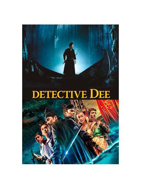 Detective Dee Cofanetto (2 Blu-Ray)
