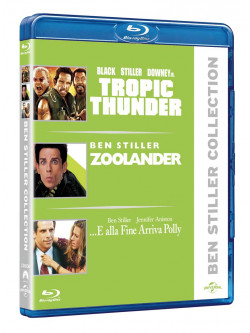 Ben Stiller Collection (3 Blu-Ray)