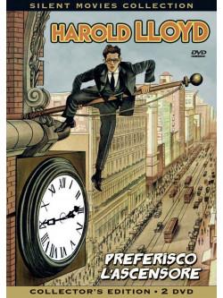 Harold Lloyd - Preferisco L'Ascensore (CE) (2 Dvd)