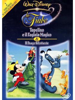 Topolino E Il Fagiolo Magico / Il Drago Riluttante