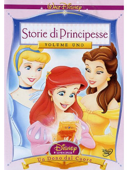 Storie Di Principesse Disney 01 - Un Dono Dal Cuore