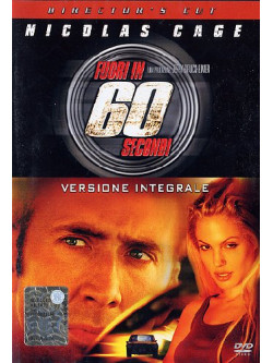 Fuori In 60 Secondi (Director's Cut)