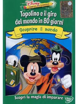 Topolino E Il Giro Del Mondo In 80 Giorni