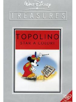 Walt Disney Treasures - Topolino Star A Colori 01 (2 Dvd)