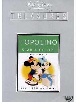 Walt Disney Treasures - Topolino Star A Colori 02 (2 Dvd)
