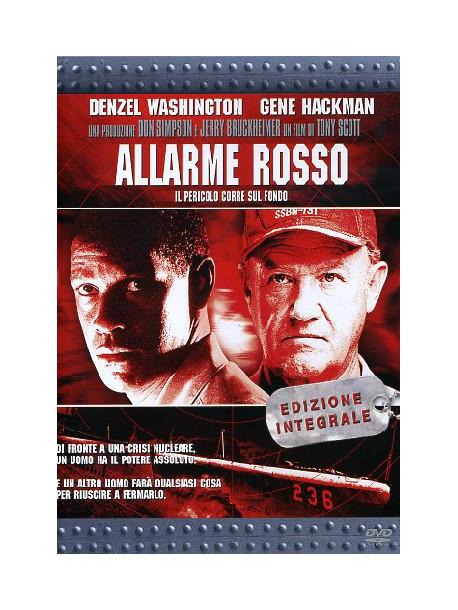 Allarme Rosso (1995) (Edizione Integrale)