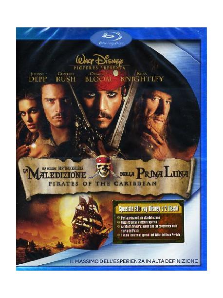 Pirati Dei Caraibi - La Maledizione Della Prima Luna (SE) (2 Blu-Ray)
