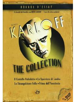 Boris Karloff Collection (5 Dvd)