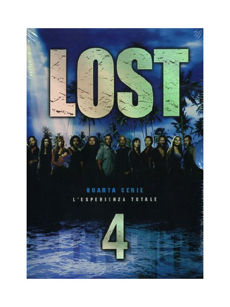 Lost - Stagione 04 (6 Dvd)