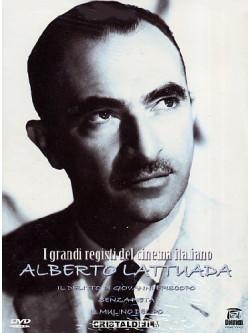 Alberto Lattuada - I Grandi Registi Del Cinema Italiano (3 Dvd)