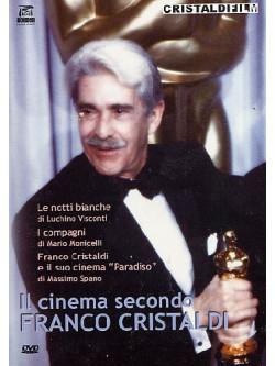 Franco Cristaldi - Il Cinema Secondo (3 Dvd)