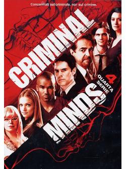 Criminal Minds - Stagione 04 (7 Dvd)